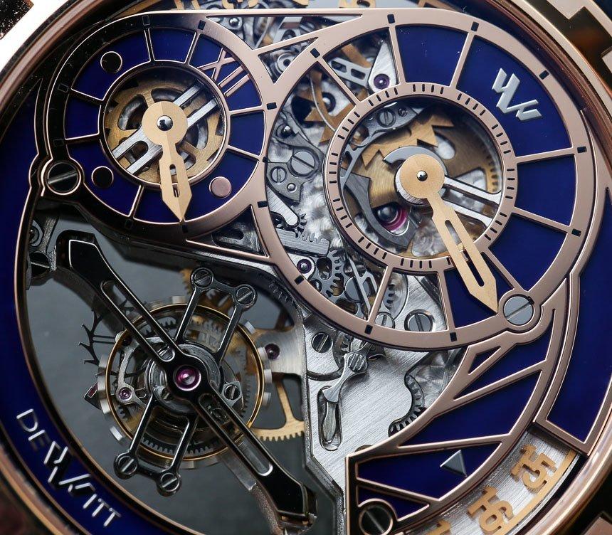 DeWitt Academia Grand Tourbillon Watch Hands-On Hands-On