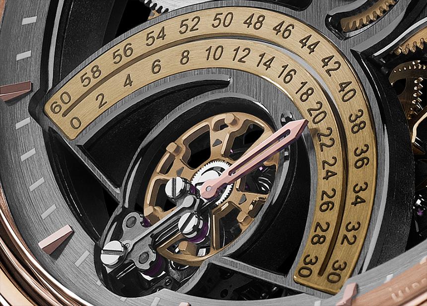 DeWitt Academia Skeleton Watch Watch Releases