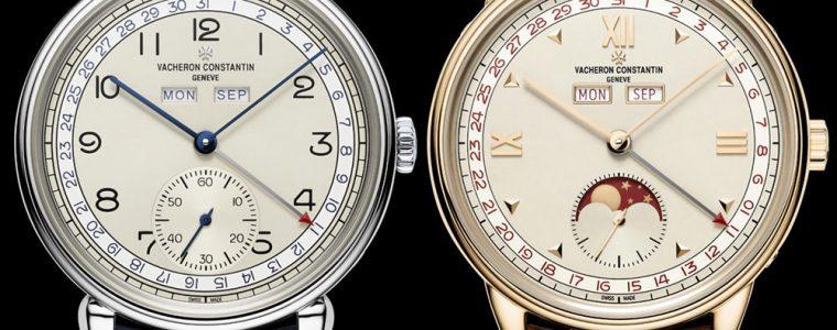 Vacheron Constantin Historiques Triple Calendrier 1942 & 1948 Watches Watch Releases
