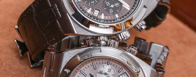 Replica Suppliers Vacheron Constantin Overseas Chronograph 5500V Watch Review