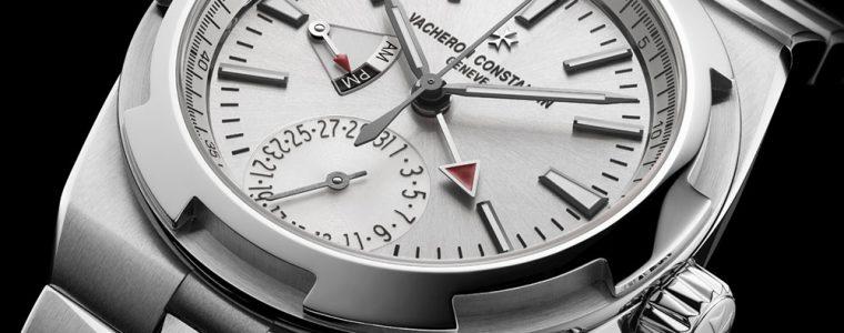 Replica Guide Trusted Dealers Vacheron Constantin Overseas Dual Time Watch