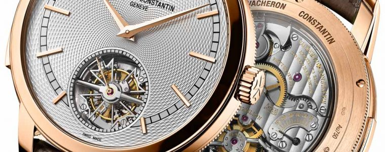 Japanese Movement Replica Vacheron Constantin Traditionnelle Minute Repeater Tourbillon Watch
