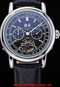 Best Patek Philippe Calatrava Pilot Travel Time Replica Watch Ref. 5524