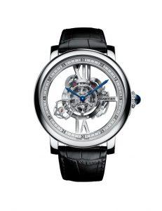 Cartier Rotonde de Cartier Tourbillon Replica Watches