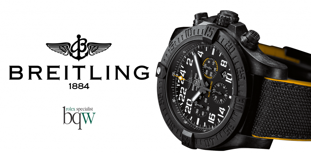 2016 Affordable New Breitling Avenger Hurricane Replica Watch For Sale