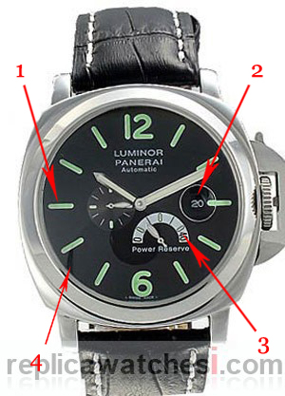 Introducing The Best Quality Panerai Luminor Automatic Power Reserve Replica Watch PAM 090