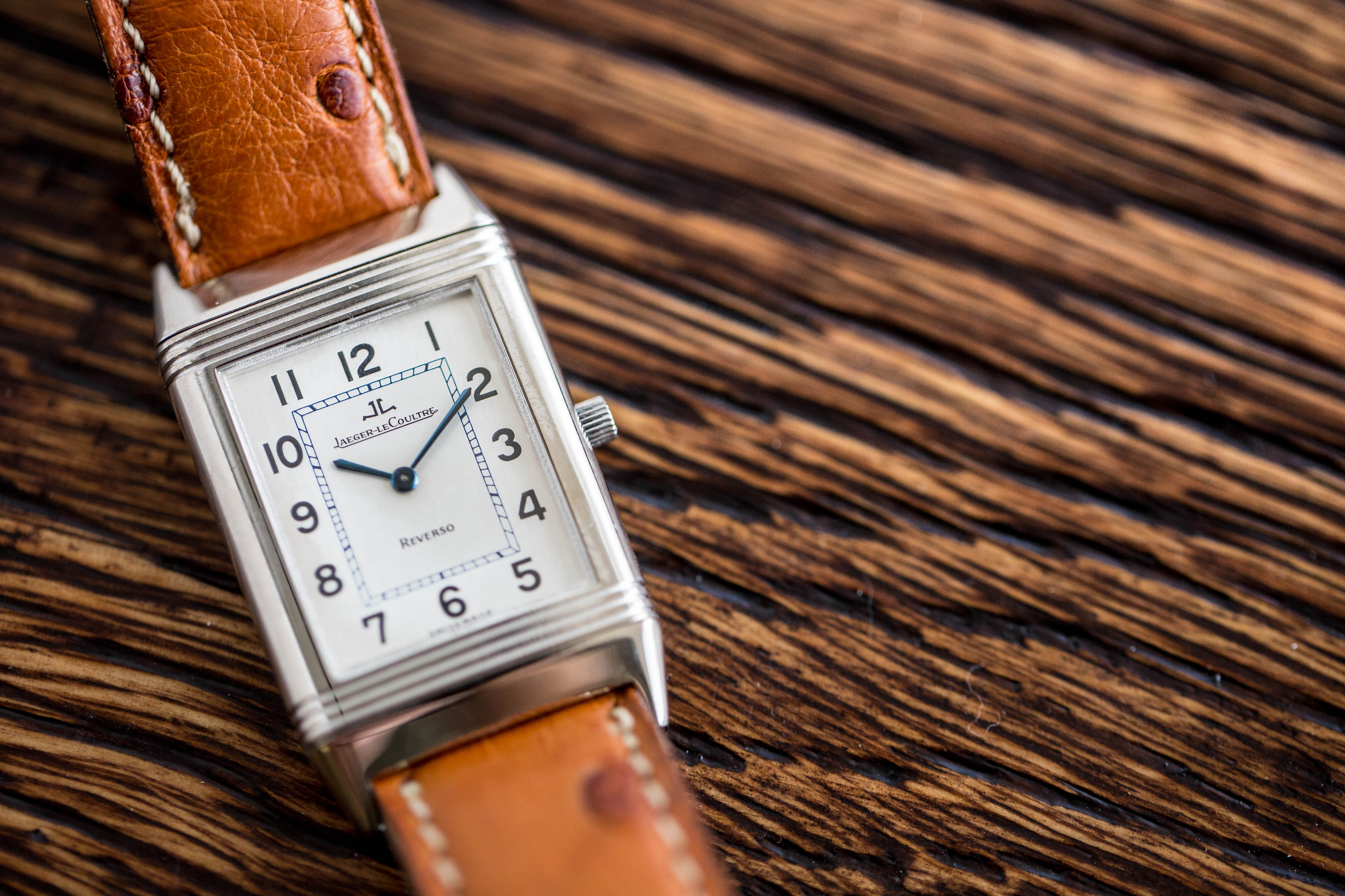 Hands-on With My Favouriate Jaeger-LeCoultre Reverso Copy Watch