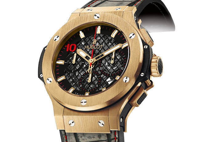 Best Replica Hublot Big Bang Red Dot Bang Limited Edition10th Anniversary Pop-Up Store in Singapore
