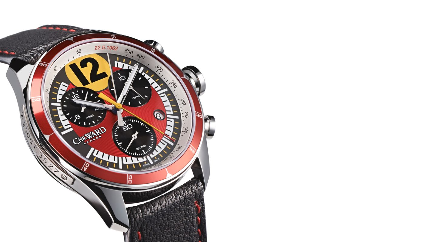 Reviewing The Typical Chr. Ward Chronometer Watch For Men