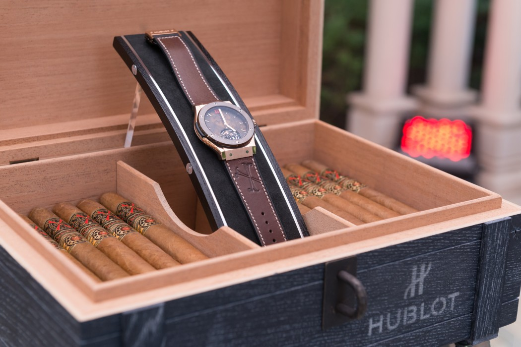 Reviewing The Elegant Fake Hublot Classic Fusion Arturo Fuente Forbidden Timepiece Replica