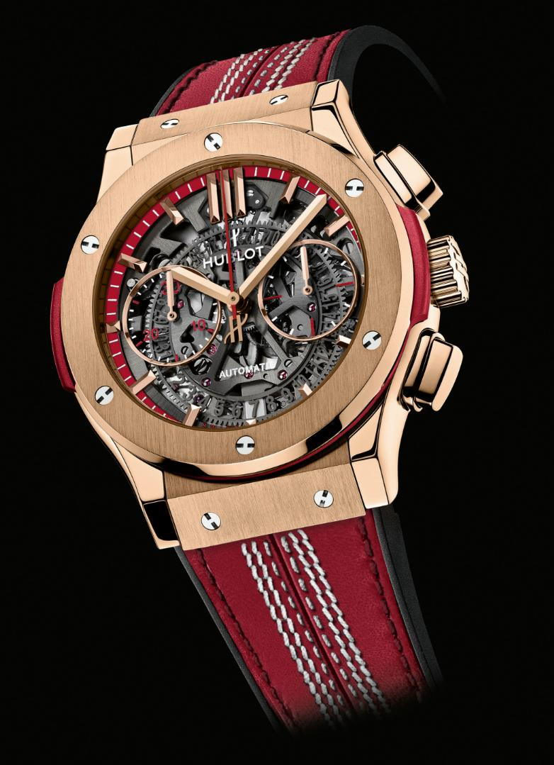 Presenting The Amazing Hublot Classic Fusion Chrono Aerofusion Cricket Watch Replica
