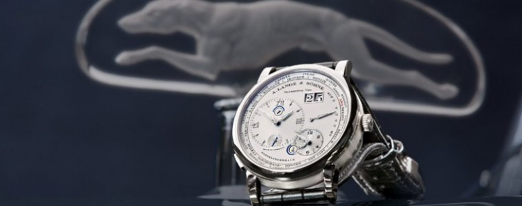 The airstream of elegance A. Lange & Söhne Replica Lange 1 Time Zone Watch Replica