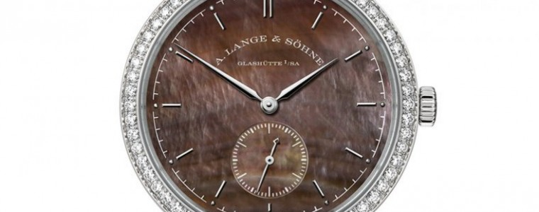 New 878.038 A. Lange & Söhne Saxonia Brown Dial Watch combine horological precision ane superb artisanship