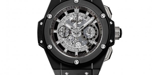 Hublot King Power Unico Black Magic Chronograph Ceramic Watch Replica 701.CI.0170.RX