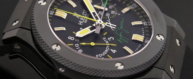 Reviewing The Mens Replica Hublot Big Bang Ayrton Senna Chronograph Watch