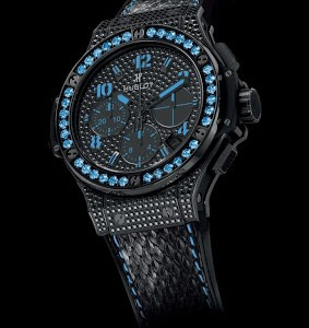 Presenting The Amazing Hublot Big Bang Black Fluo Replica Watch For Men