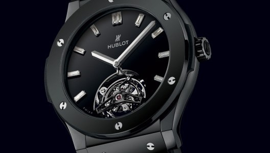 Best Fake Hublot Classic Fusion Tourbillon Night-Out Replica Watch UK