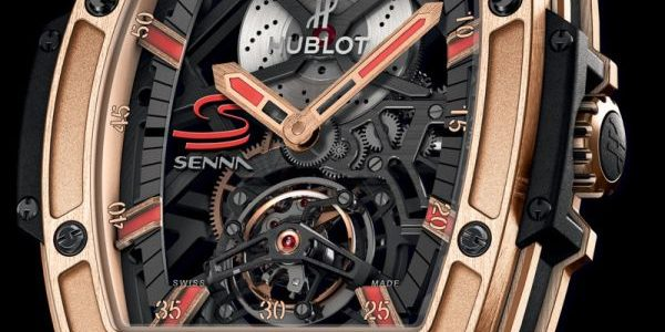 Hublot MP-06 Watch For Senna Watch Releases