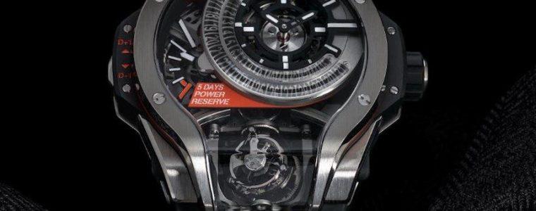 Swiss Grade Hublot MP-09 Tourbillon Bi-Axis Watch Swiss Movement Replica Watches