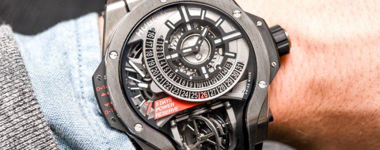 How To Buy Hublot MP-09 Tourbillon Bi-Axis Watch Hands-On Replica Wholesale Center