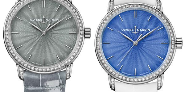 Best Quality Ulysse Nardin – Classico Lady Grand Feu Replica Watches Buyers Guide
