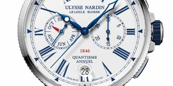 Luxury Ulysse Nardin – Marine Annual Calendar Chronograph Guide Trusted Dealers Replica Watches