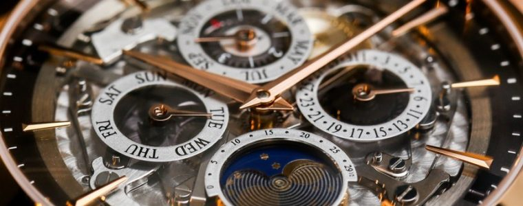Montblanc Heritage Spirit Perpetual Calendar Skeleton Sapphire Dial Watch Hands-On Replica Watches Online Safe