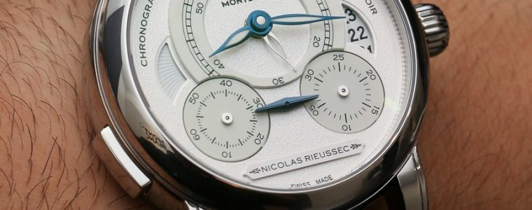 Montblanc Homage To Nicolas Rieussec Watch Hands-On Low Price Replica