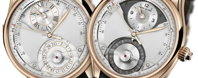 Montblanc Metamorphosis II Re-Interprets The Brand's Unique Transforming Dial Replica Guide Trusted Dealers