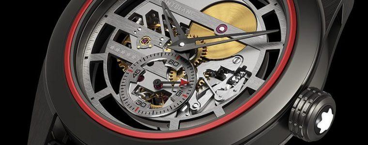 Montblanc TimeWalker Pythagore Ultra-Light Concept Watch Swiss Movement Replica Watches