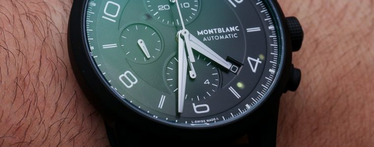 Montblanc Timewalker Extreme Watch Hands-On Replica Wholesale Center