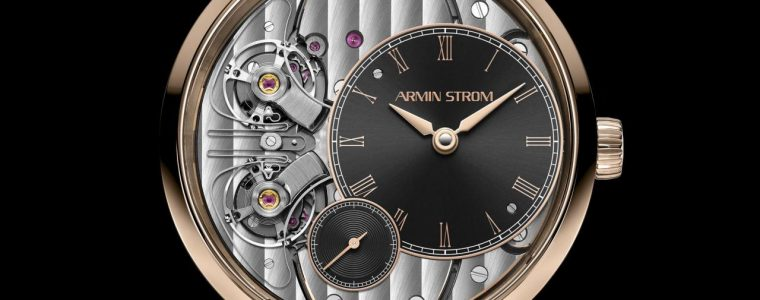 Replica Watches Free Shipping Post-SIHH 2018: Armin Strom Pure Resonance Watch