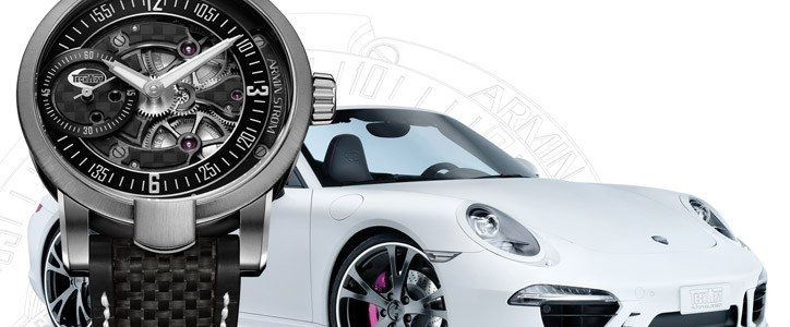 Swiss Movement Replica Watches Armin Strom TECHART Collection