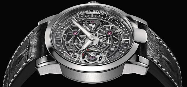 Replica Guide Trusted Dealers The Truly Unique Armin Strom Skeleton Pure For Only Watch 2015