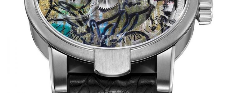 Replica Watches Essentials Only Watch 2017: Armin Strom Manual Hunt Slonem Edition
