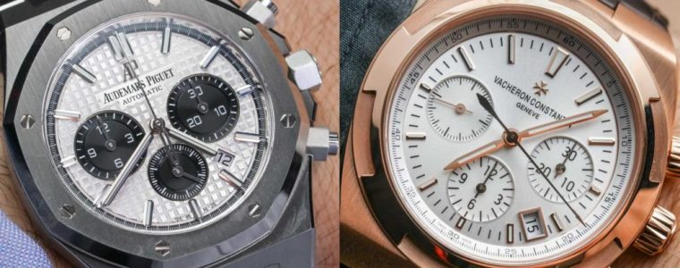 Replica Watches Essentials Vacheron Constantin Overseas Vs. Audemars Piguet Royal Oak: What Luxury Sports Watch Should You Buy?