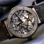Hublot Classic Fusion Skeleton Tourbillon 45mm Top Quality Replica Watches Hands-On