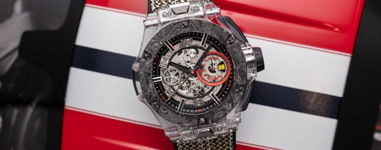 Best Hublot's New Ferrari Watches Will Make Your Heart Racing Replica