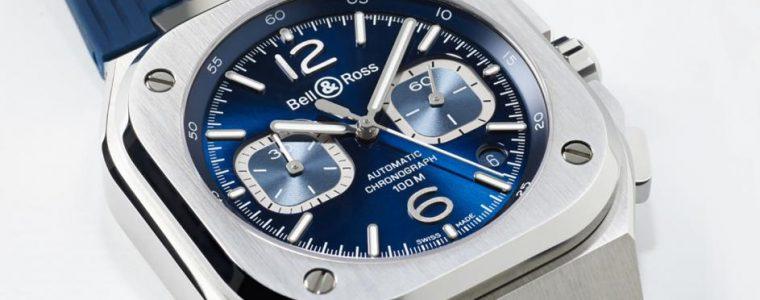 Bell & Ross Debuts BR 05 Chrono Replica Watch Series